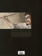 Verso de Le caravage -1FL- La palette et l'épée