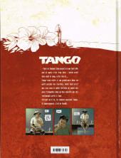 Verso de Tango (Xavier/Matz) -2- Sable rouge