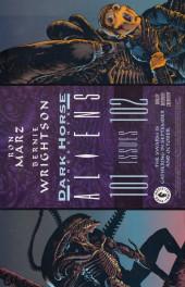 Verso de Dark Horse Presents (1986) -1003- Dark Horse Presents #100-3