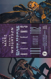 Verso de Dark Horse Presents (1986) -1005- Dark Horse Presents #100-5