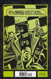 Verso de Dark Horse Presents (1986) -117- Dark Horse Presents #117
