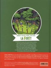 Verso de Hubert Reeves nous explique -2- La Forêt