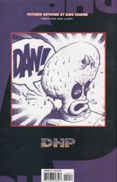 Verso de Dark Horse Presents (1986) -129- Dark Horse Presents #129