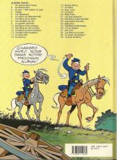 Verso de Les tuniques Bleues -24a1990- Baby Blue