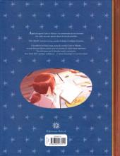 Verso de Les carnets de Cerise et Valentin