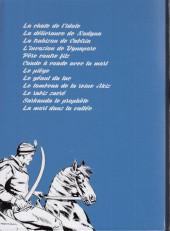 Verso de Le cavalier inconnu (Intégrale) -INT3- Volume 3