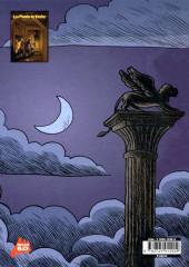 Verso de Les plombs de Venise -1- L'Enfer pour compagnon