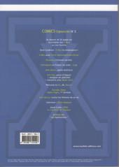 Verso de (DOC) Comics Signatures -2- Dossier X-Men et John Byrne