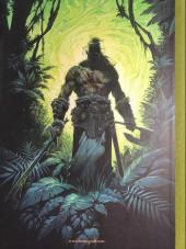 Verso de Conan le Cimmérien -3TT- Au-delà de la rivière noire