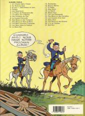 Verso de Les tuniques Bleues -22a1989- Des bleus et des dentelles