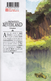 Verso de Promised Neverland (The) -5- L'évasion
