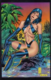 Verso de Homage Studios Swimsuit Special (1993) -1- Homage Studios Swimsuit Special #1