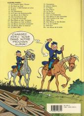 Verso de Les tuniques Bleues -13b1989- Les bleus dans la gadoue