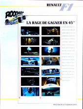 Verso de La rage de gagner (Renault F1) -04- Mexique