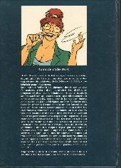 Verso de Les reportages de Sardine Barrette - Nom de code DGA