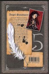 Verso de Angel Sanctuary -5a14- Tome 5