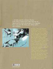 Verso de Cinq branches de coton noir - Tome TL2
