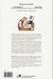 Verso de Tintin - Divers - Les femmes dans le monde de Tintin