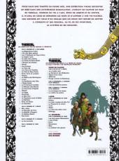 Verso de Thorgal -36- Aniel