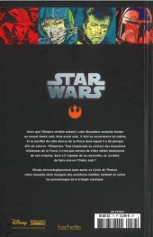 Verso de Star Wars - Légendes - La Collection (Hachette) -7774- L'Empire des Ténèbres - II. Le Destin de la Galaxie