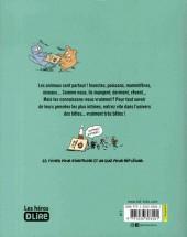 Verso de La vie des très bêtes - Tome INT