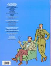 Verso de Blake et Mortimer (Les Aventures de) -25- La Vallée des Immortels - Tome 1 - Menace sur Hong Kong