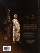 Verso de Alix Senator -8- La Cité des poisons