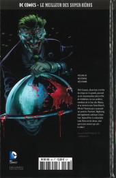 Verso de DC Comics - Le Meilleur des Super-Héros -83- Nightwing - Hécatombe