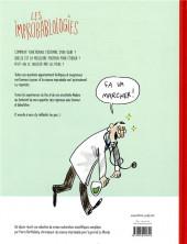 Verso de Les improbablologies