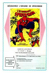 Verso de L'Étonnant Spider-Man (Éditions Héritage) -8182- Le lutin est toujours plus vert...!