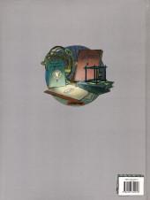 Verso de Les cités obscures -H02b- L'archiviste