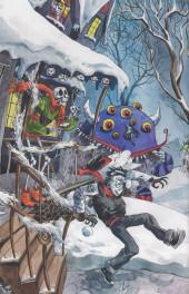 Verso de Scary Godmother: Holiday Spooktacular (1998) -1- Scary Godmother: Holiday Spooktacular #1