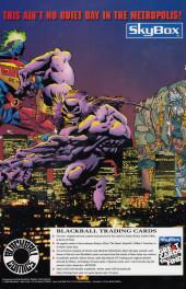 Verso de Blackball Comics (1994) -1- Blackball Comics #1