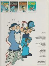 Verso de Léonard -20a1993- Ciel, mon génie !