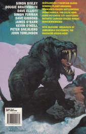 Verso de Monster Massacre (1993) - Monster Massacre
