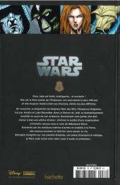 Verso de Star Wars - Légendes - La Collection (Hachette) -76VI- Le Coté Obscur - VI. Mara Jade
