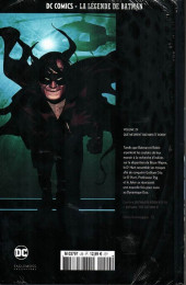Verso de DC Comics - La légende de Batman -2952- Que meurent batman et robin