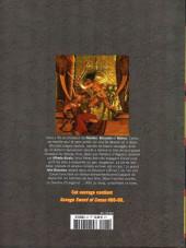 Verso de Savage Sword of Conan (The) - La Collection (Hachette) -27- L'ile du chasseur