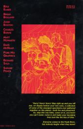 Verso de Residents: Freak Show (The) (1992) - The Residents: Freak Show
