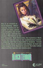 Verso de Black Terror (The) (1989) -2- Seduction of Deceit Book 2