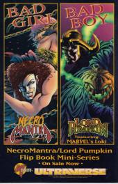 Verso de The nocturnals (1995) -4- Black Planet: Part Four