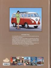 Verso de Les enquêtes auto de Margot -5TL2- Coccinelles et scarabées