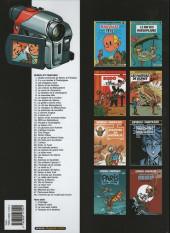 Verso de Spirou et Fantasio -41a2006- La vallée des bannis