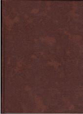Verso de Les tuniques bleues (Rombaldi) -15- Colorado story - Les Bleus se mettent au vert - Les quatre évangélistes - Carte blanche pour un bleu