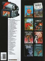 Verso de Spirou et Fantasio -44c04- Le rayon noir
