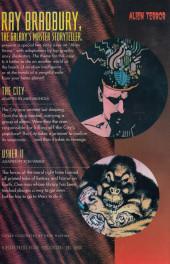 Verso de Ray Bradbury comics (Topps comics - 1993) -4- Ray Bradbury Comics #4