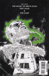Verso de Haunt of Horror: Lovecraft (2008) -1- H. P. Lovecraft's Haunt of Horror #1