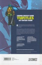Verso de Teenage Mutant Ninja Turtles - Les Tortues Ninja (HiComics) -4- Northampton