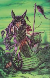 Verso de Animal Mystic (1993) -4- Animal Mystic #4