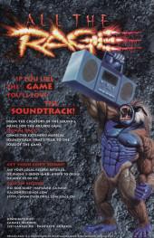 Verso de Primal Rage (1996) -1- Primal Rage #1